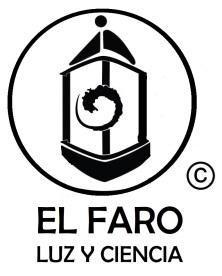 El Faro Luz y Ciencia Logotipo Tipo A