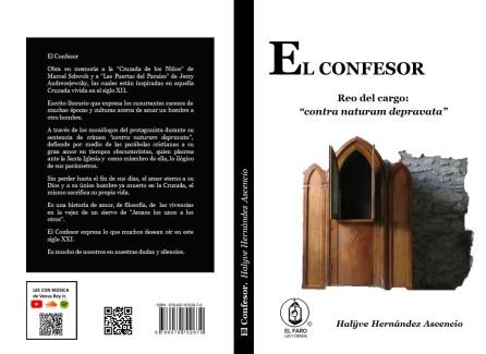 El Confesor Portada