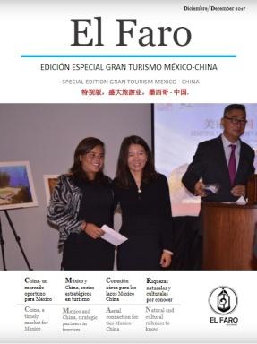 El Faro Edición Especial Turismo México-China