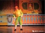 """Se presenta la obra """"El traje nuevo del emperador"""" enGuangdong"""