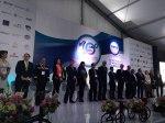 Se da la apertura del 10° Congreso Internacional deTransporte.