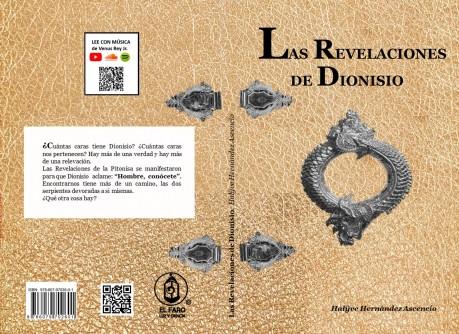 Las Revelaciones Dionisio Portada