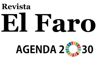 Revista El Faro Agenda 2030