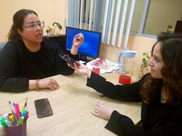 Lic. Alejandra Ávila Directora de Fomento Económico de la Alcaldía Azcapotzalco