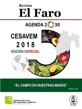 Revista CESAVEM 2018