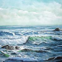 ¡Poema a la mar! | Navegantes Literarios