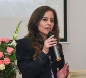 Presidenta El Faro Luz y Ciencia
