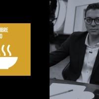 Mtro. Aurélien Guilabert: Socio Fundador de Espacio Progresista |Agente de Cambio ODS 2: Hambre Cero