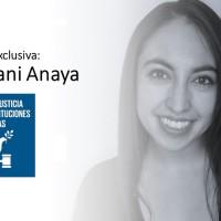 Entrevista Exclusiva: Mtra. Lani Anaya |La Paz Sostenible en la Agenda 2030