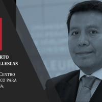 ENTREVISTA: Mtro. Roberto Martínez Yllescas-Director del Centro OCDE en México para América Latina | ODS 4: Educación de Calidad