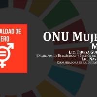 ENTREVISTA: ONU Mujeres en México | ODS 5: Igualdad de Género